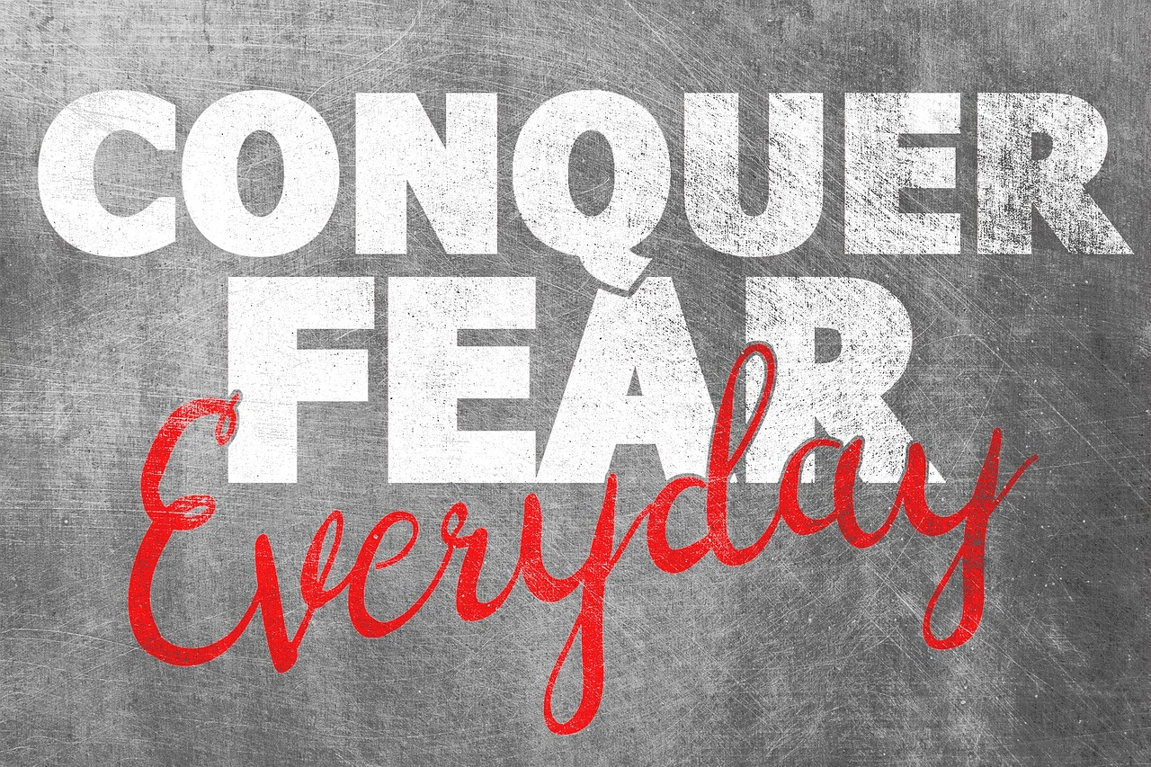 Let Fear be Your Ally